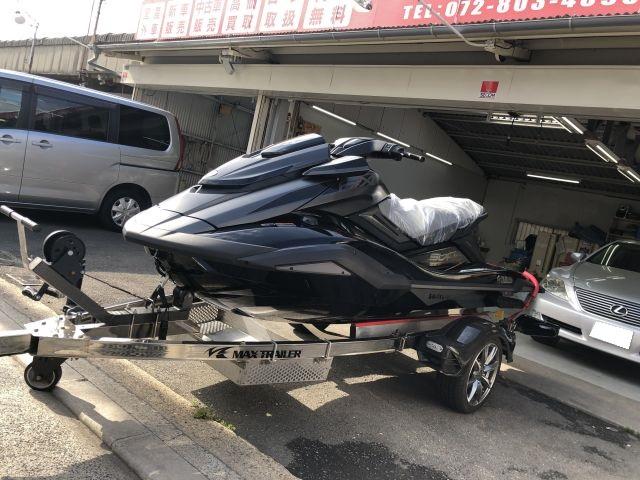 ヤマハ MJ-FX SVHO ジェットスキー新艇販売 ジェット販売 大阪府門真市より