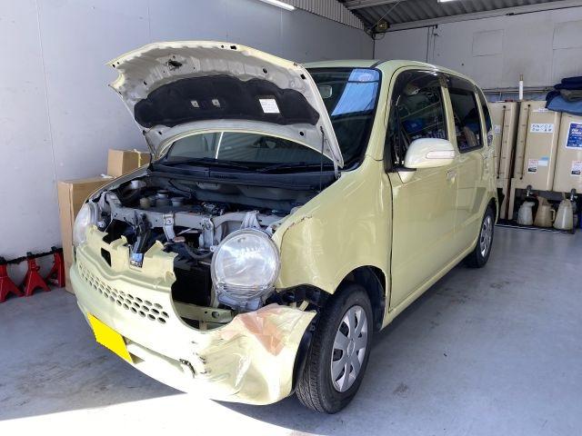 ムーヴラテ DBA-L550S 実費事故修理 キズ/へこみ修理 板金塗装 大阪府四條畷市より