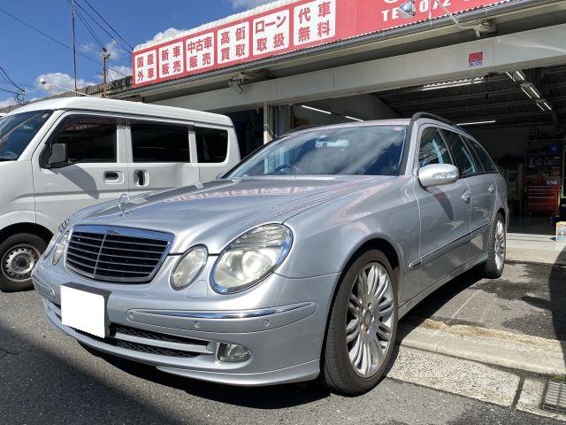 ベンツ W221 Eクラス DBA-211256C HIDヘッドバルブ・バーナー交換 大阪市東淀川区より
