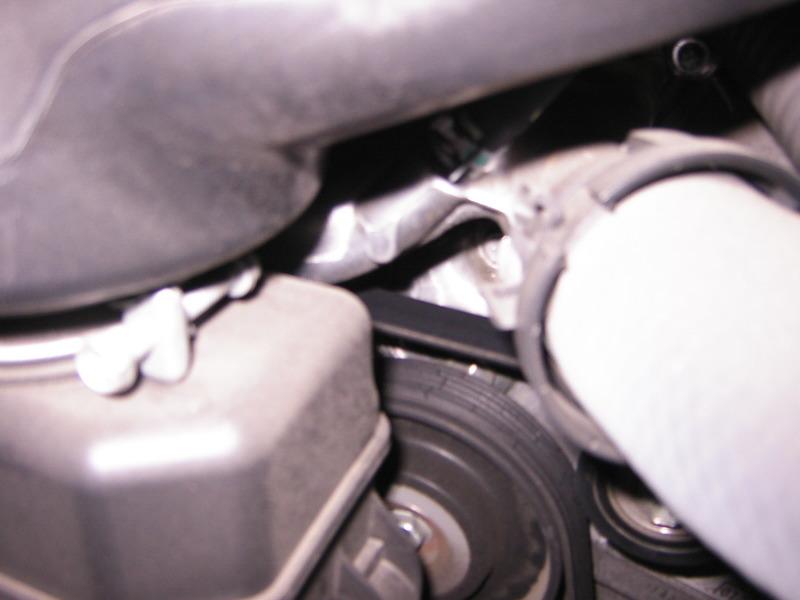 カーショップグレスのブログ-LS460 ベルト